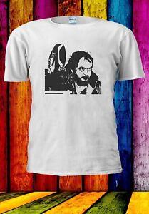 STANLEY-Kubrick-American-regista-film-Uomini-Donne-Unisex-T-shirt-984