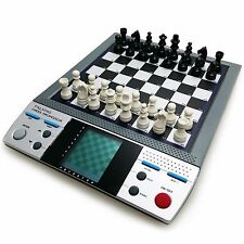 Electronic TALKING CHESS 8 in 1 Challenging Brain Computer Game