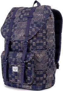 Backpack-Man-Woman-Herschel-Unisex-Classic-Mix-for-PC-Little-America-23L