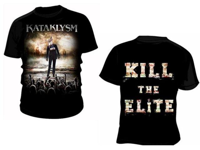 KATAKLYSM - Kill The Elite - T-Shirt - Größe Size S - M - L - XL - XXL - Neu