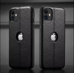 Coque cuir iphone 12 pro max