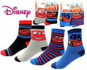 b682eb3b8c94f5 Disney Cars Lightning MC Queen Socken mit Noppen Kinder Jungs ...