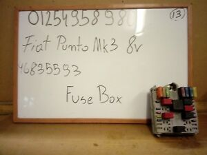 m3 fuse box, m2 fuse box, mk5 fuse box, on fiat punto mk3 fuse box