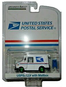 Details about Greenlight CHASE Green Machine 29888 USPS LLV Long-Life  Postal Delivery Vehicle