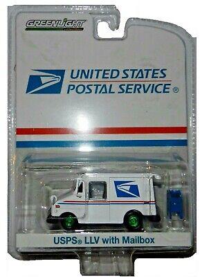 Greenlight USPS Long-Life Postal Vehicle LLV CHASE CAR 1:64 Diecast Car 29888