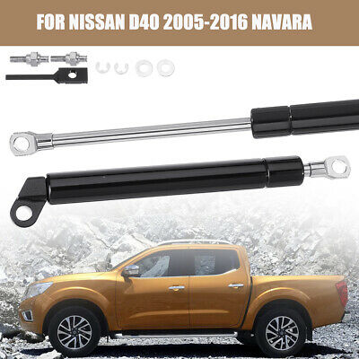 NISSAN NAVARA D40 2004-2014 REAR TAILGATE BOOT LID TRUNK HANDLE LOCK WITH BADGE