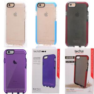ba3803c8db Tech21 Evo Mesh Case For Apple iPhone 6 / 6s & iPhone 6s/6s Plus (No ...