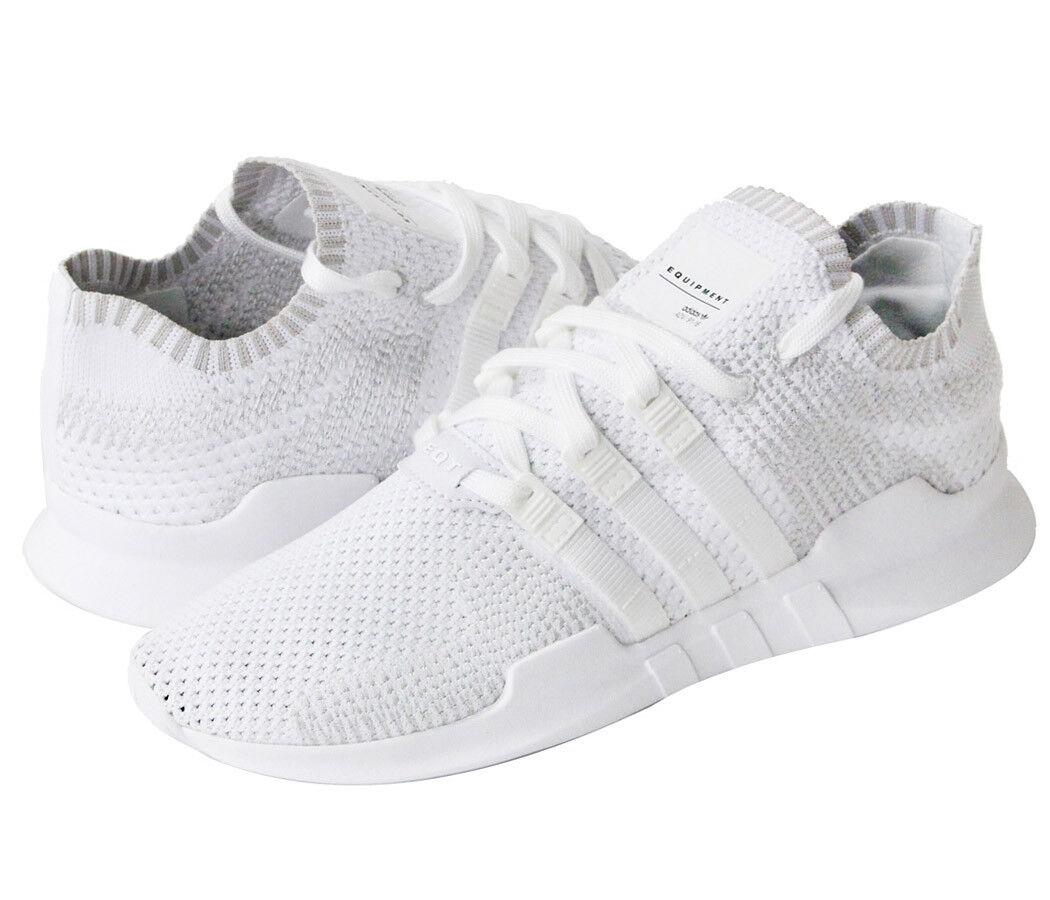 Adidas Originals ayuda de Zapatos equipo ADV PK Primeknit Zapatos de Hombre Blanco Eqt 86928d