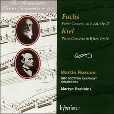 The Romantic Piano Concerto, Vol. 31 - Fuchs: Piano Concerto, Op. 27; Kiel: Pian