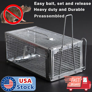 Rodent-Animal-Mouse-Humane-Live-Trap-Hamster-Cage-Mice-Rat-Control-Catch-Bait
