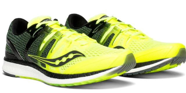 Saucony Men's Liberty ISO Running Shoes