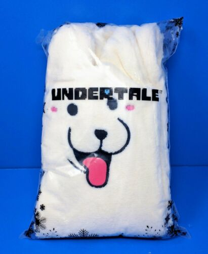Official Licensed *IN HAND* 72/' Long Microfiber UNDERTALE Lesser Dog Scarf