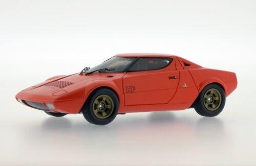 Lancia Stratos HF HF HF Prototype Torino 1971 rot 1 43 Model PREMIUMX  | Die Qualität Und Die Verbraucher Zunächst  81c7f2