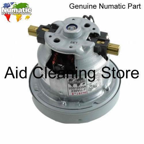 Véritable aspirateur Numatic NVQ nqs hz vide moteur hoover véritable d21002n Ametek 205770