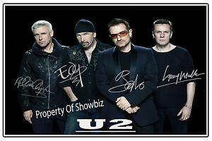 U2-BONO-THE-EDGE-ADAM-CLAYTON-amp-LARRY-MULLEN-JR-AUTOGRAPHED-PHOTO