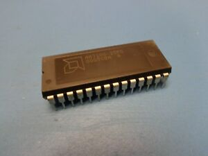 AMD am7201-25jc High Density FIFO 512 x 9-bit CMOS memory Ram is IC PLCC 32 25ns 5v