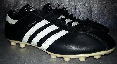 Details about Vintage adidas UWE SEELER Fußball Schuhe made in West Germany HSV Bayer 70er 80