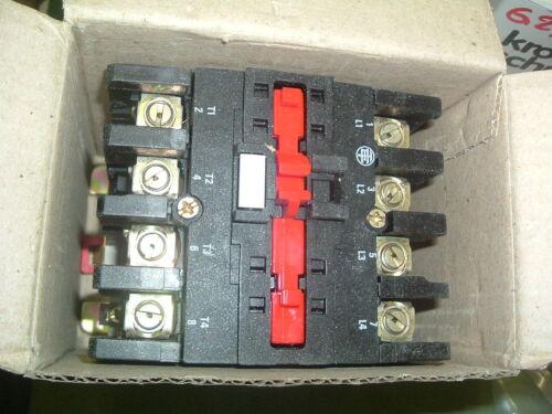 lleno de nuevo. T LCD1D634 M.. Contactor 4 Polo 220 V 50 Hz ELEMECANIQUE.