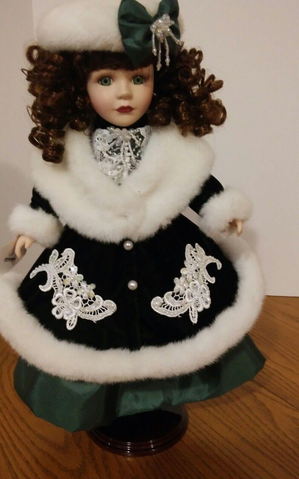 Camellia Garden collection 16  porcelain doll