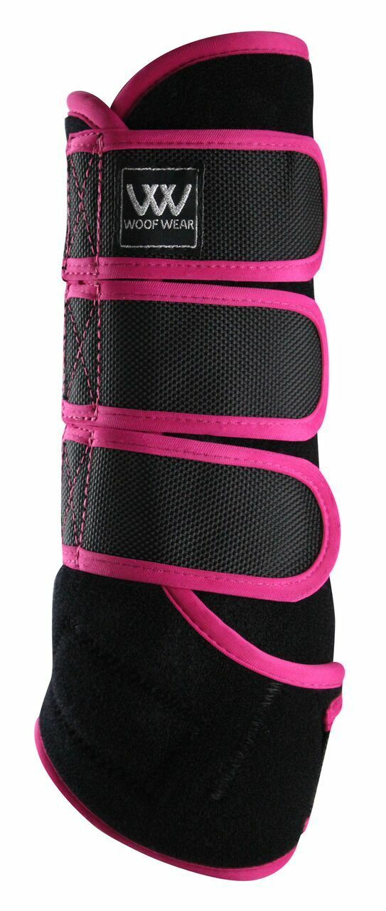 WOOF WEAR Dressage Wrap Colour Fusion Range - HORSE PONY EQUINE