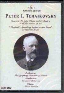 Peter-I-Tchaikovsky-Platinum-Edition-DVD-Neu-OVP-in-Folie