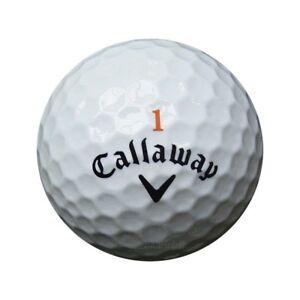 50-Callaway-Hex-Warbird-Golfbaelle-im-Netzbeutel-AA-AAAA-Lakeballs-Baelle-Golf