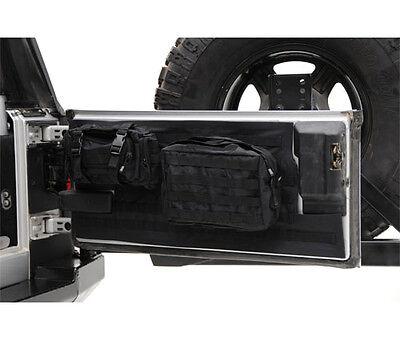 GEAR Tailgate Cover-Black Fits Jeep 07-15 Wrangler (JK)-2/4 Door Smittybilt