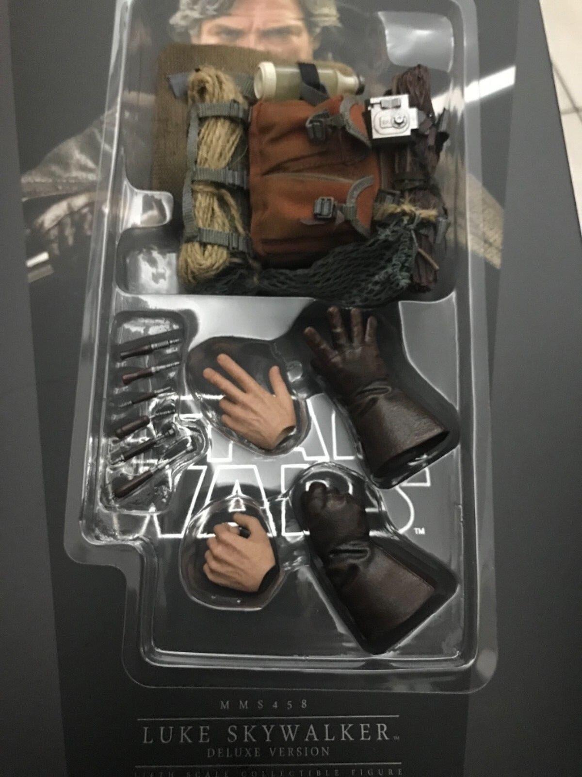 Caliente giocattoli estrella  guerras Luke cielowalker MMS458 Last Jedi - 1 6th Scale Accessories set  incentivi promozionali