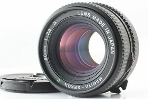 READ [Exc+3] Mamiya Sekor C 80mm f2.8 N Lens For M645 Super 1000S Pro From JAPAN