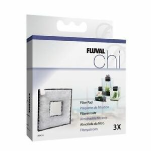 Fluval Chi 19 & 25L Filter Replacement Pad - 3 Pack