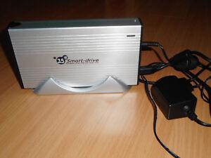Externe Festplatte 320 GB, chiliGREEN*, USB Anschluss 2.0, HDD, 3,5 Zoll