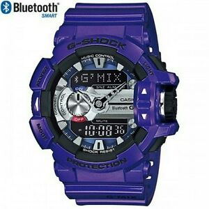 100-Original-CASIO-G-SHOCK-GBA-400-2A-DIGITAL-ANALOG-Bluetooth-SMART-G-MIX