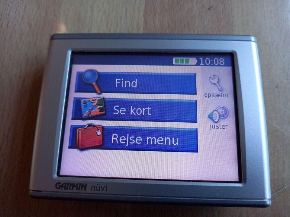 Navigation/GPS, Garmin 350 euro