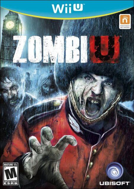 ZombiU (Nintendo Wii U, 2012)