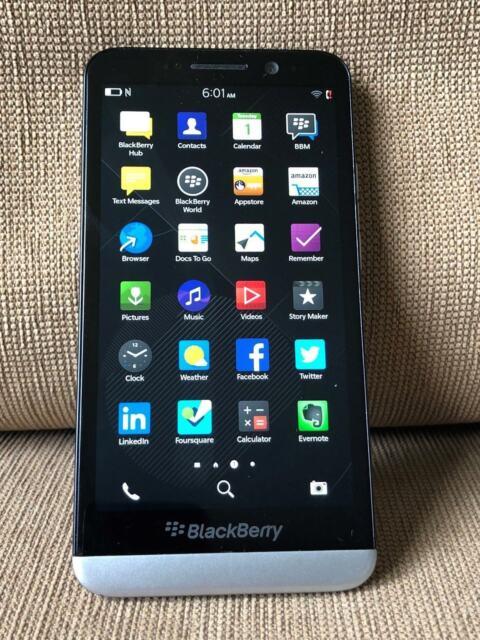 На этом мы прощаемся с android и переходим к blackberry!