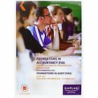 FIA FAU Foundations in Audit (International and UK) - Study Text by Kaplan Publishing (Paperback, 2016)
