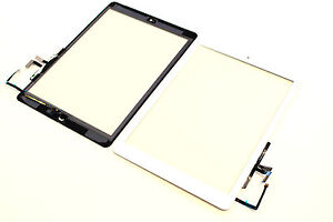 Apple Ipad Air 1 Ipad 5 Touch Screen Digitizer Glass Display Glass White White
