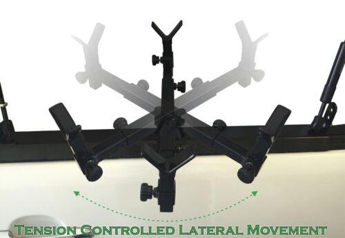 Racken resto Corto incl libre doble de montaje giratorio-smartrest-para LandCruiser