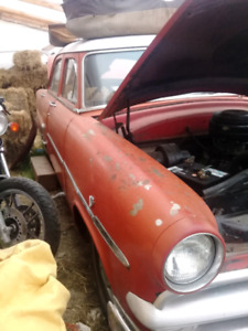 53 CLASSIC FORD  !!  TRADES  ??