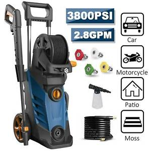 3800PSI-2-80GPM-Electric-Pressure-Washer-High-Power-Cold-Water-Cleaner-Machine