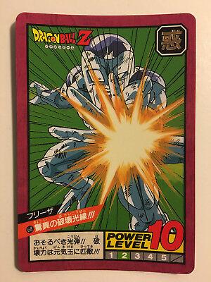 Serio Dragon Ball Z Super Battle Power Level 68 (1996)