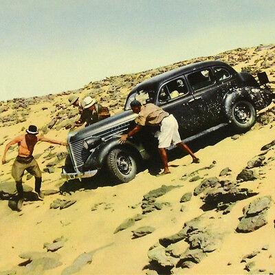 5000 Kilometer roadtrip Africa Egypt-Sudan Desert 1940 w/ car + Leica Photo Book