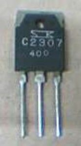 SANKEN-2SC2307-TO-3P-Silicon-NPN-Power-Transistors
