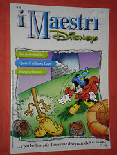 MAESTRI DISNEY- N°9- LE PIU' BELLE STORIE- DI: PAUL MURRY-edizioni disney