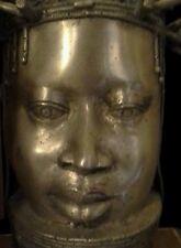 Bronze bust from Benin, Nigeria