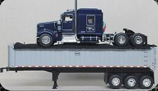"DCP STAPLES KENWORTH W900 60"" AEROCAB MAC TRI AXLE COAL DUMP 1/64 DIECAST 33862"