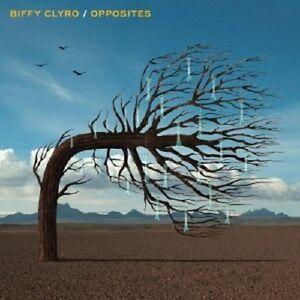 BIFFY-CLYRO-OPPOSITES-CD-14-TRACKS-ALTERNATIVE-ROCK-NEU