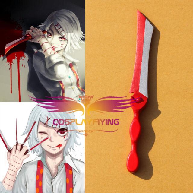 Tokyo Ghoul Juzo Suzuya Rei Short Sword Cosplay Prop