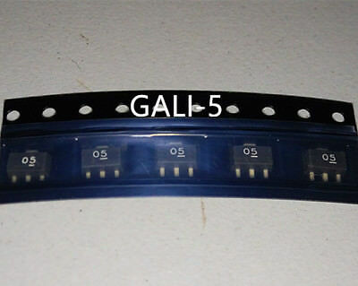 High dynamic range 5PCS GALI-74 Surface Mount Monolithic Amplifier 50Ω