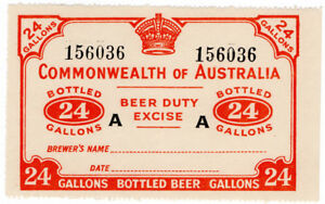 I-B-CK-Australia-Revenue-Beer-Duty-Excise-24-Gallons-CofA-watermark